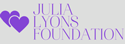 Julia Lyons Foundation Logo